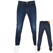 Product Image for Levis 502 Regular Tapered Jeans Blue